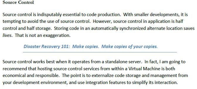 Microsoft Dynamics CRM Source Control Best Practices