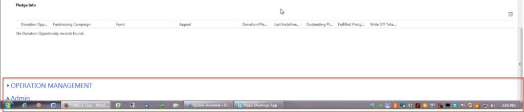 Firefox V47 Scrolling Issue