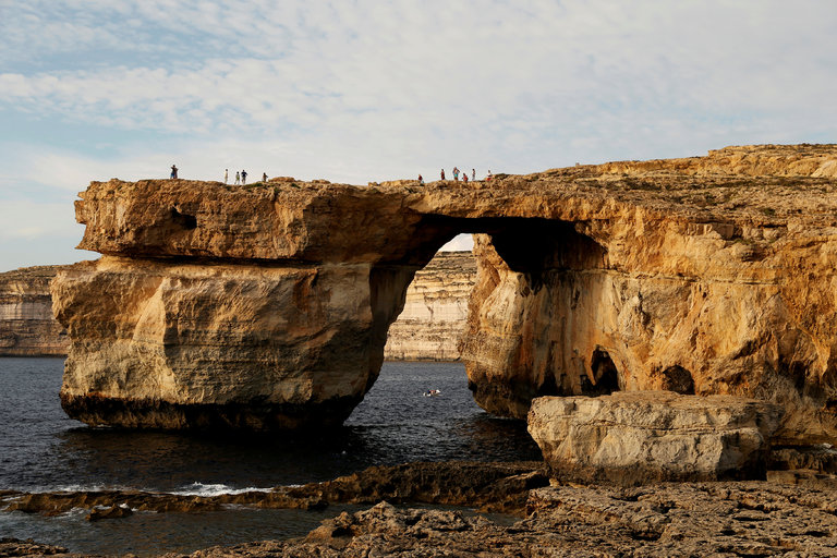 Azure Window of Malta