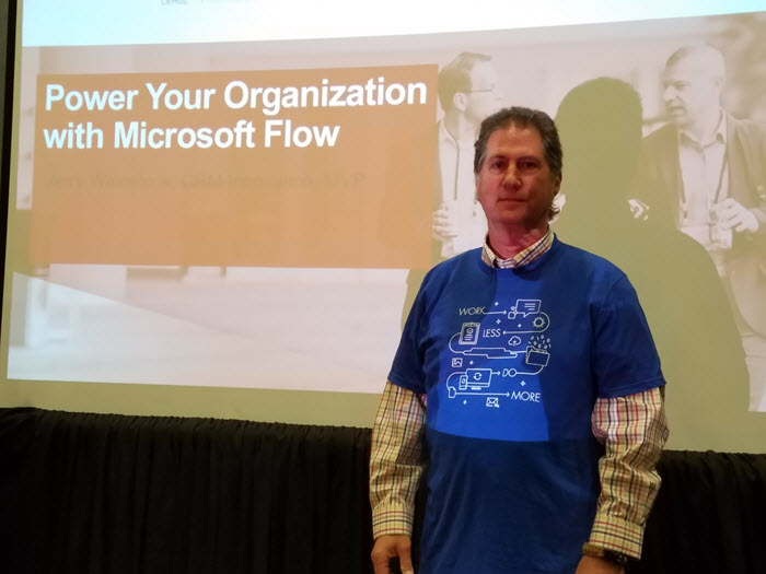 Flow And Dynamics 365 CRMUG Focus 2017 Presentation