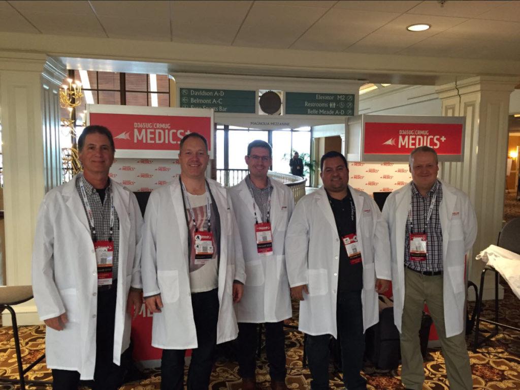 MVP Medics - CRMUG Summit 2017