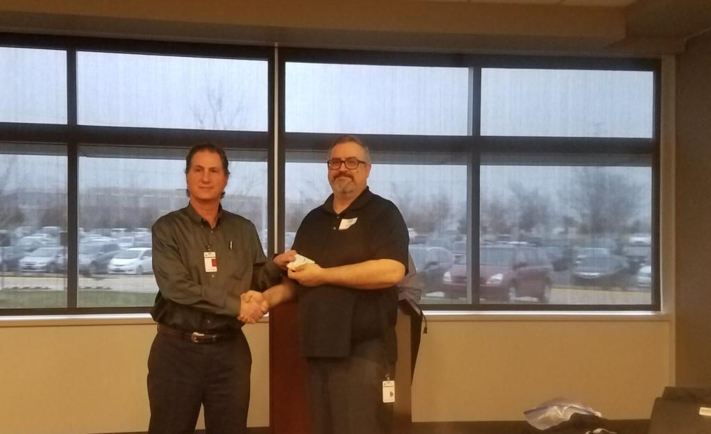 KC CRMUG Member Presentation Recognition