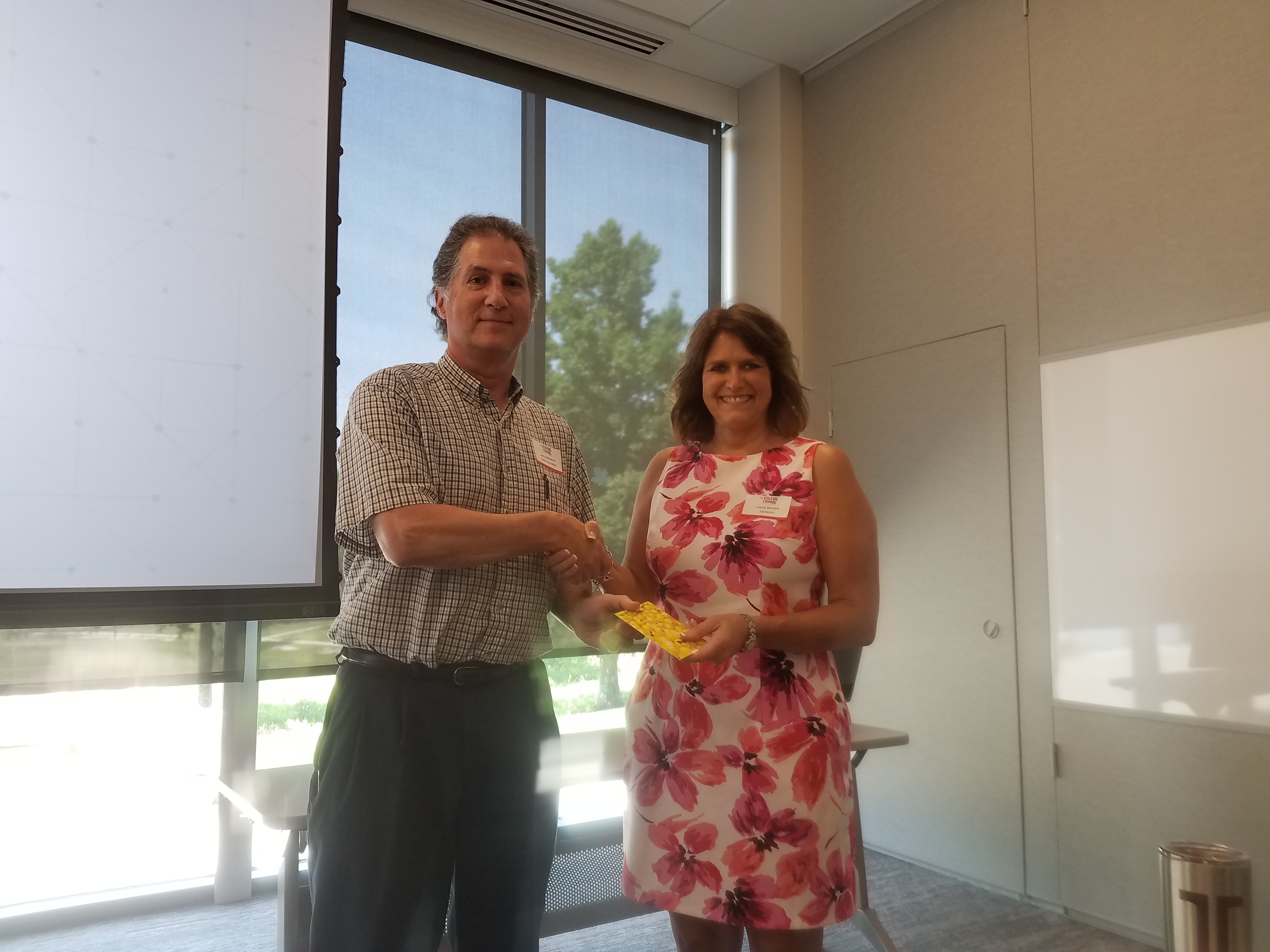 Laura Mortick - CRMUG Quarterly Tip Winner