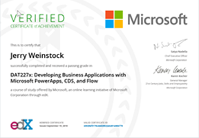 Developing Business Applications With Microsoft PowerApps, CDS, And Flow