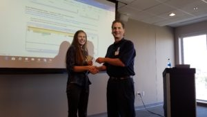 Summer Anderson – CRMUG Quarterly Tip Winner