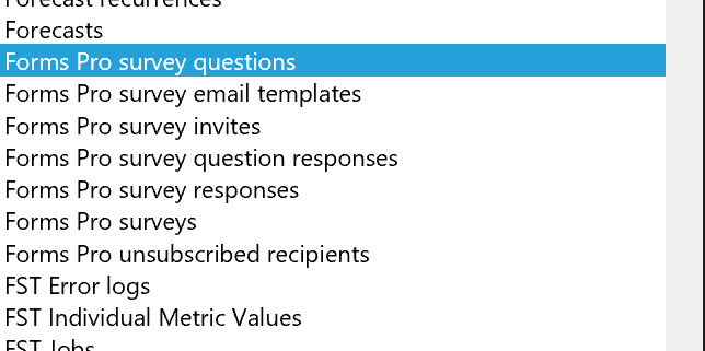 Forms Pro Entity Name Changes Coming